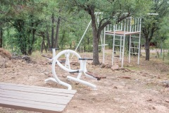 Outdoor-Playground-swing-table-and-teeter-tooter