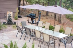 Outside-Flagstone-Patio-with-umbrellas-up